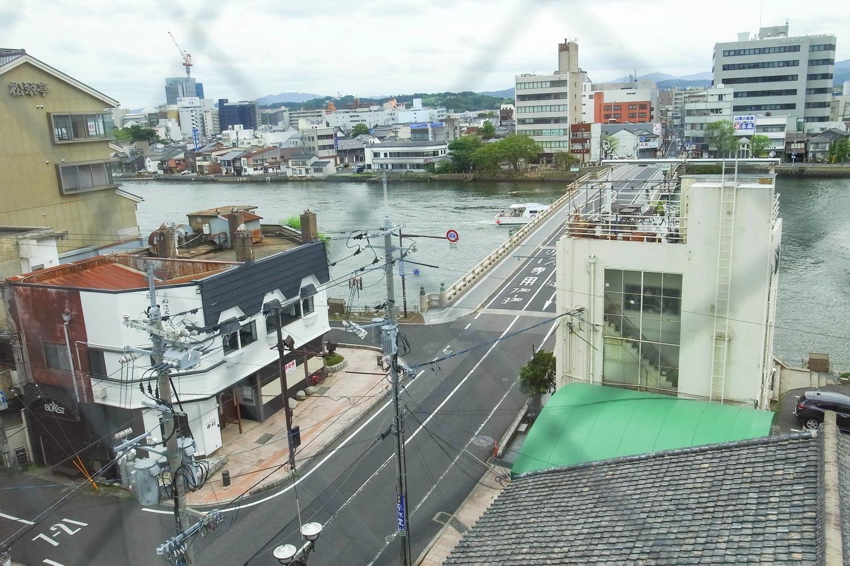 松江シティホテルの外観、入り口、眺めの写真