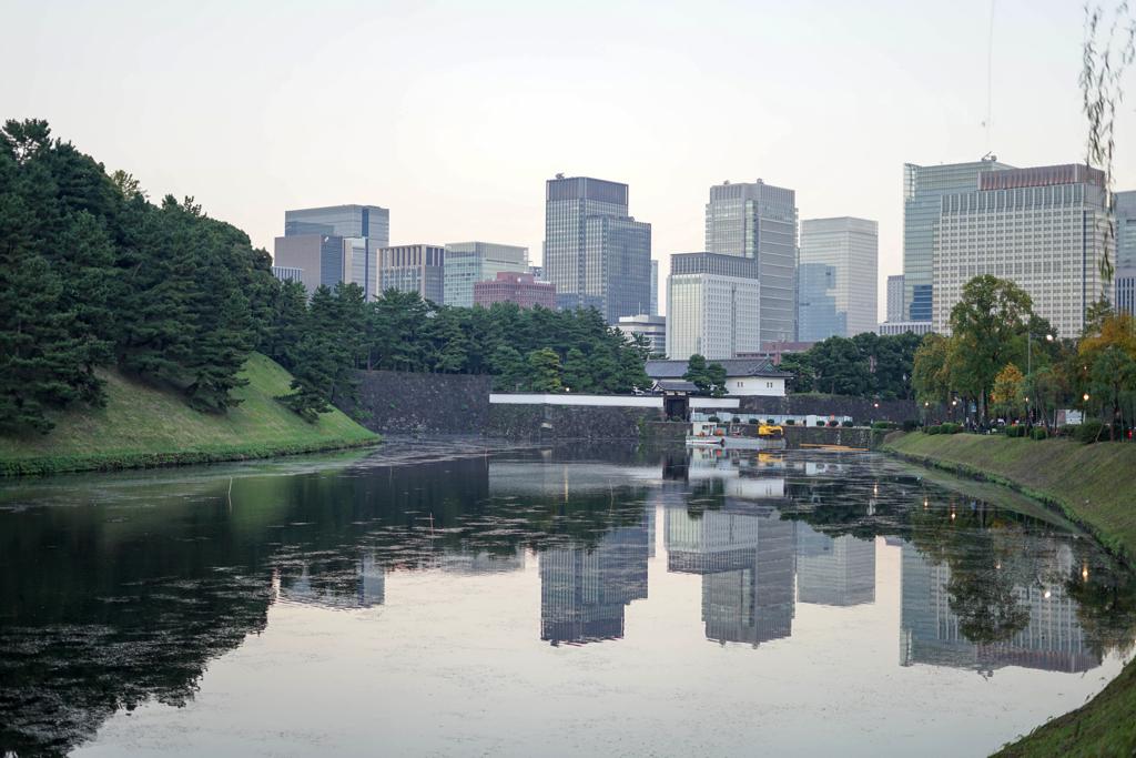 御茶ノ水〜神保町〜皇居〜八重洲 写真散歩