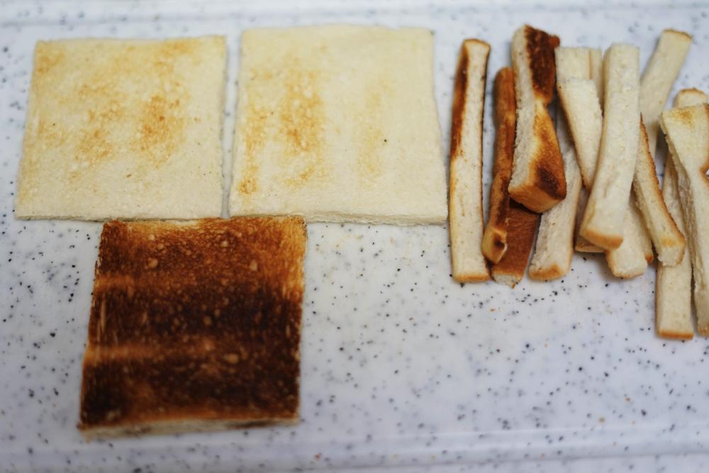 トーストグラタン