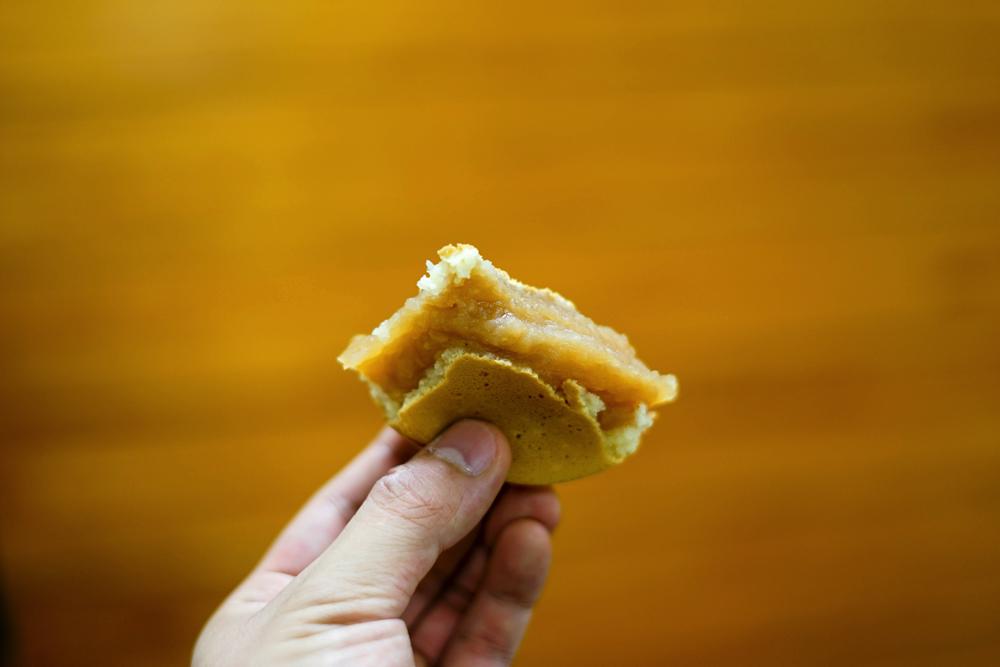 宮崎蜂楽饅頭