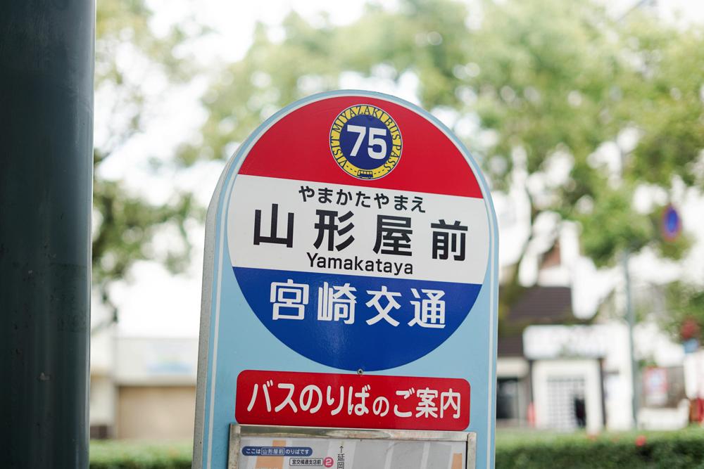 宮崎市内散歩