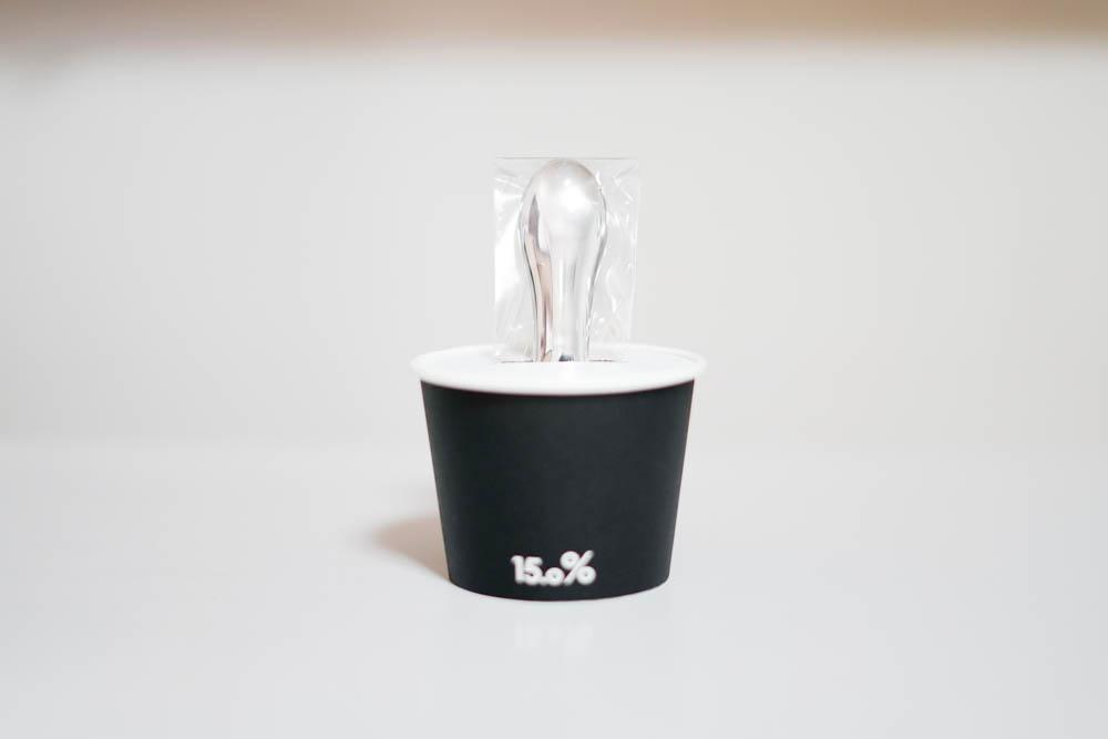 アイスクリーム専用スプーン
