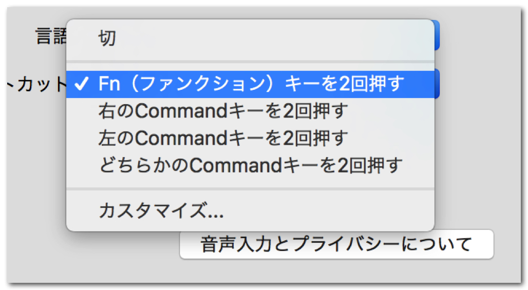 170723 voice input on macos 02