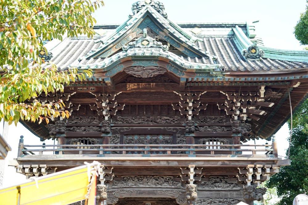 171104 shibamata yanaka nezu 09