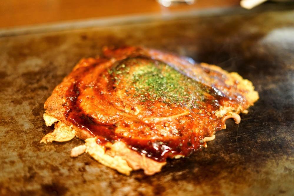 171119 umeda okonomiyaki kiji 04